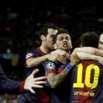 BARCELONA-MILAN 4-0: MOMENTUL CARE LIPSEA