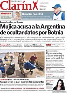 Clarin (Argentina)