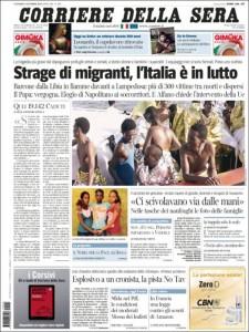 Corrierre della Sera (Italia)