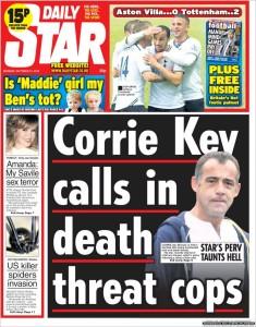 Daily Star (Anglia)