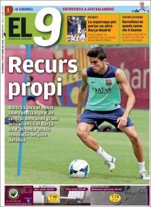 El 9 (Barcelona-catalana)
