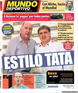 El Mundo Deportivo (Barcelona)