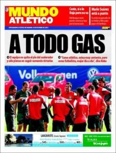 El Mundo Atletico (Madrid)