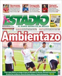 Estadio (Mexic)
