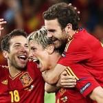 SPANIA CAUTĂ REVANȘA, DAR ȘI LOCUL 1