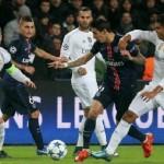 REAL MADRID-PSG: FINALA DIN GRUPE