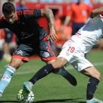 FC SEVILLA-CELTA: DUEL CU GÎNDUL LA BARCELONA