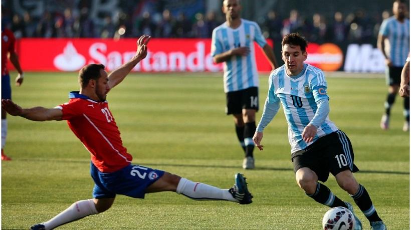 ARGENTINA-CHILE, ÎNCĂ O REEDITARE A FINALEI DE ANUL TRECUT