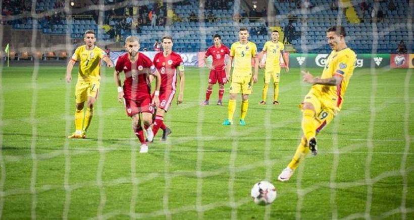 ROMÂNIA TREBUIE SĂ CONFIRME ÎN KAZAHSTAN SUCCESUL DIN ARMENIA